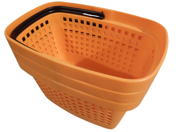 Shopping Basket Einkaufskorb 28 Liter Handkorb