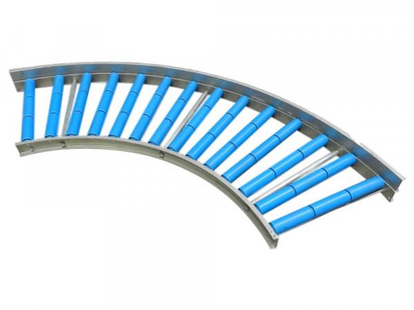 Rollenbahnkurve 90° Rollenkurven Schwerkraftrollenbahnkurve Rollenbahn