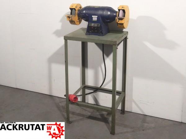 AEG Schleifmaschine DWS 200/800MB Doppelschleifbock Doppelschleifmaschine 800 W