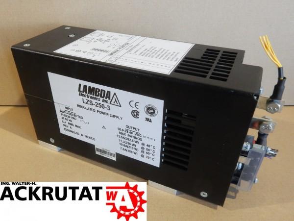 Schaltnetzteil LZS-250-3 Lambda Switched Mode Power Supply Netzteil