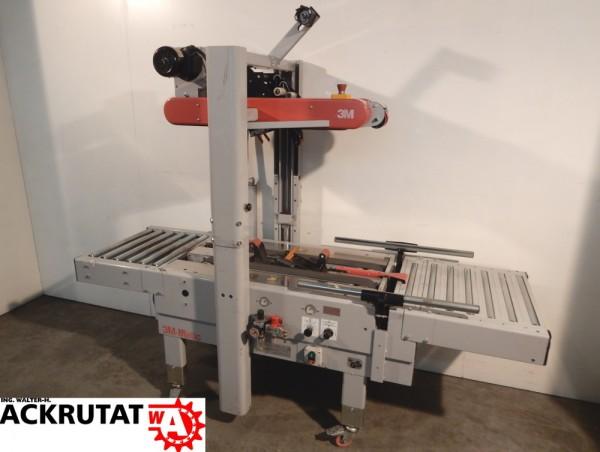 3M-Matic 700r-e Kartonfalter Kartonverschließmaschine Verpackung Modell 39600