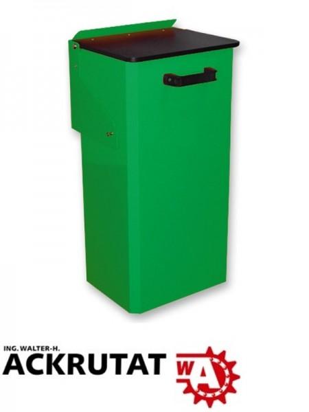 Hailo Wertstoffbehälter Mülleimer Abfalleimer 60 l grün NEU