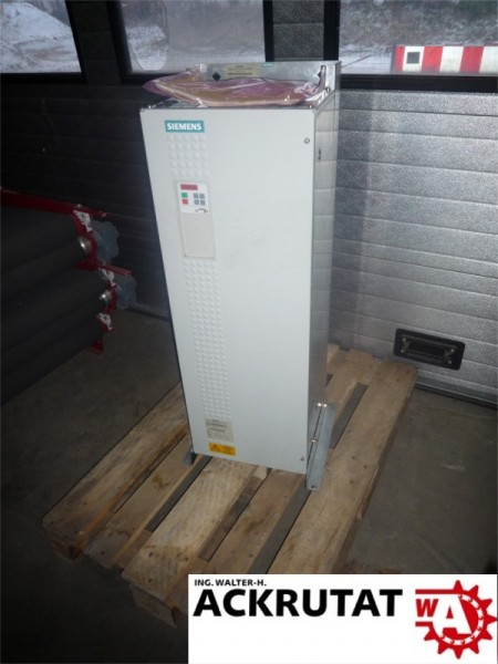 Siemens DC Inverter Simovert VC 6SE7026-0WF60-Z Frequenzumrichter 71A