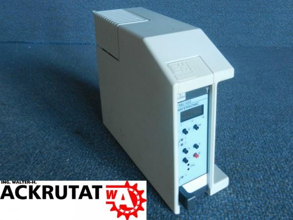 Endress+Hauser FMU 100 Watersonic Ultraschall Füllstandsmessung Monorack-System