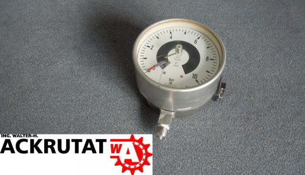 Labom Druckmessgerät Grenzsignalgeber YB17411 Sicherheitsdruckmessgerät BE4300