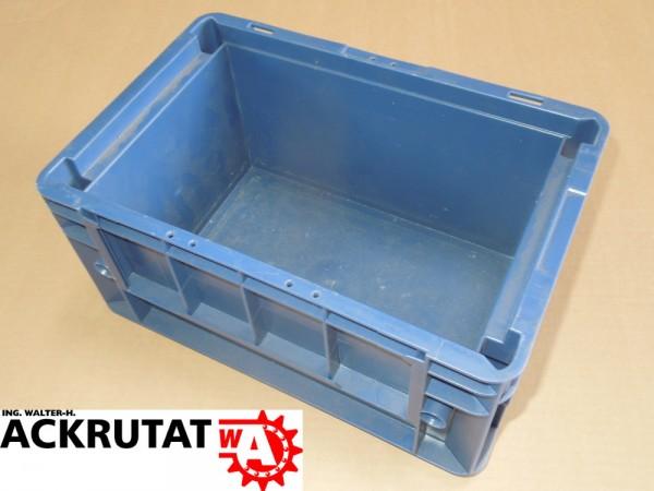 6 Stapelkästen 3215 Linpac KLT Kiste Kasten Lagerbehälter Box Behälter