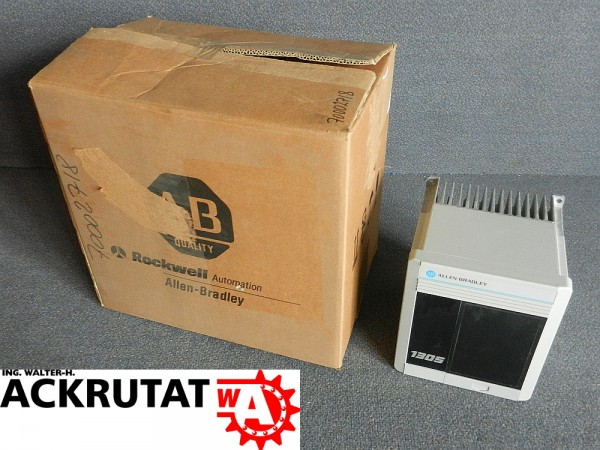 Allen-Bradley 1305-BA04A Frequenzumrichter Frequenzwandler Inverter 1,5kW