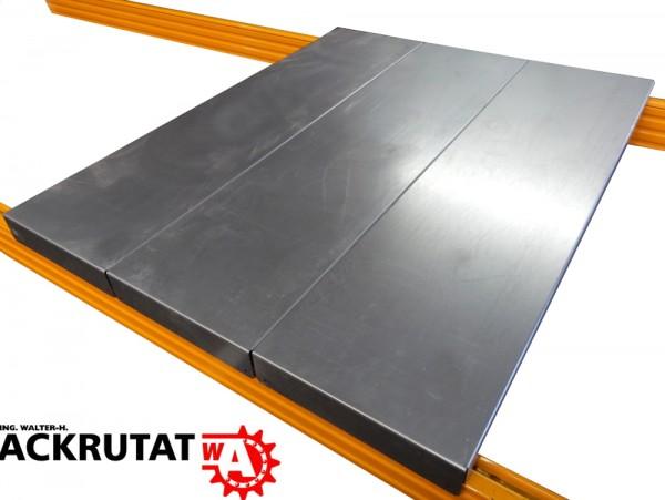 20 x Stahlpaneel Einlegeböden Palettenregal Schwerlastregal Auflage Paneelboden