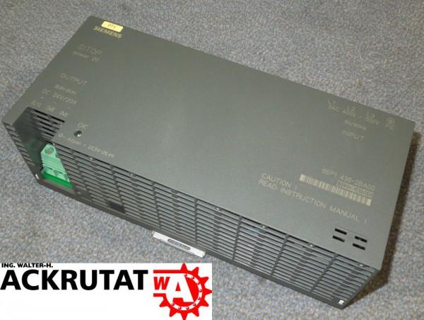 Siemens Sitop Power 20 Stromversorgung 6EP1 436-2BA00 Netzteil E3 6EP1436