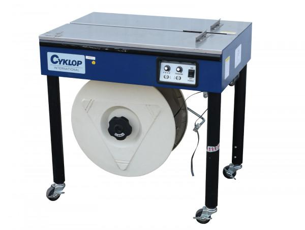 Umreifungsmaschine Cyklop M-Pac 3 Bandumreifungsgerät Paketumreifungsmaschine