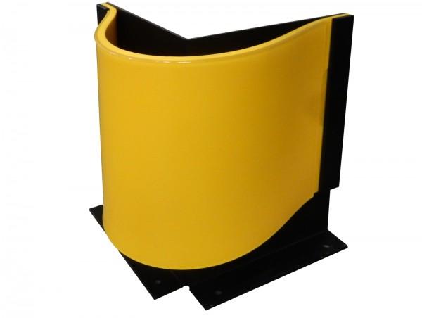 3x Anfahrschutz Rammschutzecke Rammschutz Regal Rammschutzecken