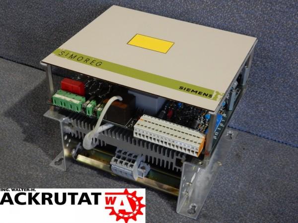 Siemens Simoreg E 300/24 6RA 2116-6DD20-0 Stromwandler Umrichter 300V