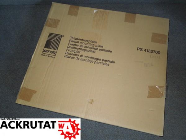 Rittal Teilmontageplatte PS 4132.700 B492 x H573 Schranksysteme Schaltschrank