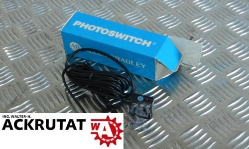Allen-Bradley AB Photoswitch Reflexions-Lichtschranke Lichttaster 42SMU-7201