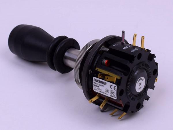 Euchner Windrosenschalter WKS 1234DV