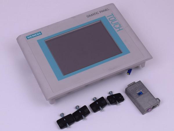 Siemens Simatic Touch Panel TP 177B PN/DP-6 CSTN 6AV6 642-0BA01-1AX1 Modul