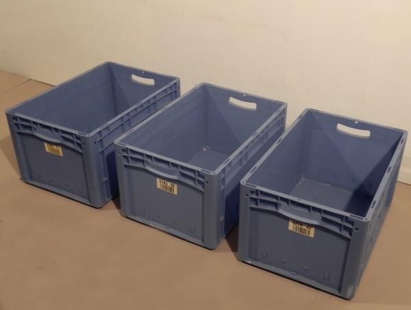 Stapelbehälter Bito 3er Set Lagerkiste