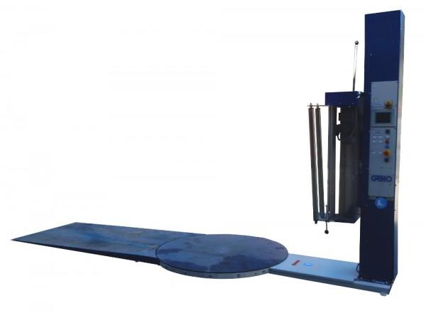 Geho Superstretch 15230 PGV Palettenwickelanlage Verpackungsmaschine Wickler