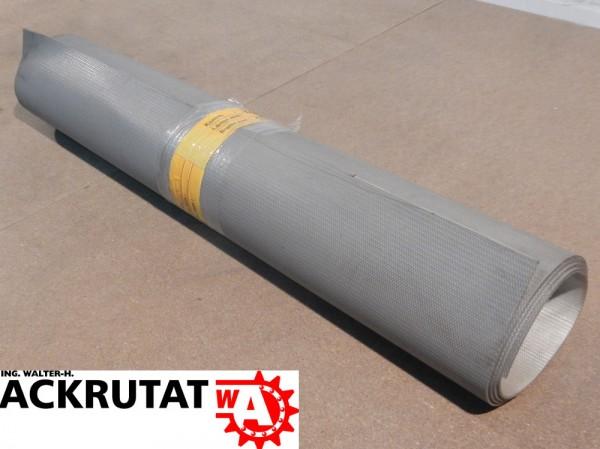 Fördergurt grau geschuppt Breite 750 mm Schlangenhaut-Tragseite Wabenstruktur