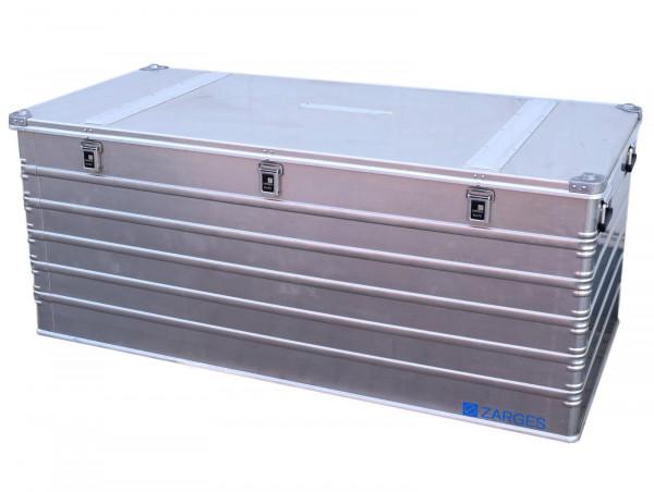 Zarges Transportkiste Aluminium Lagerbehälter
