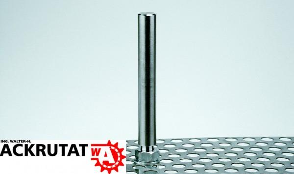 5 Stück IFM Montageset Klemmzylinder E20938 Aluprofil Haltewinkel Lichtschranke