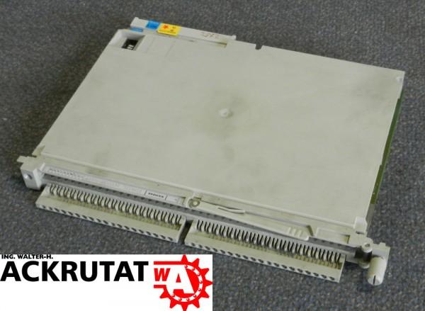 Siemens Simatic SPS Digitaleingabe Modul 6ES5430 6ES5 430-4UA12 E4