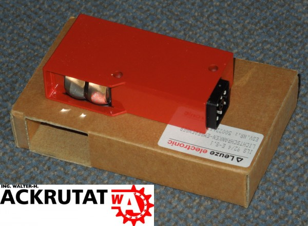 Lichtschranke Leuze ILS 92/4.E-S1 Empfänger Einweglichtschranke Sensor