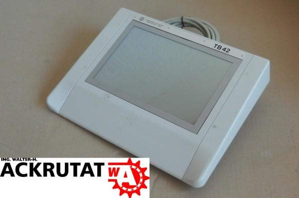 Hamburger Elektronik TB42 BN161/1 Panel 57649 Bedienfeld Tafel Touchpad