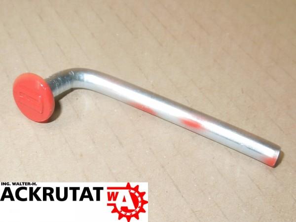 10 Sicherungsstift Dexion P90 Stift Sicherung Traverse Bolzen Palettenregal