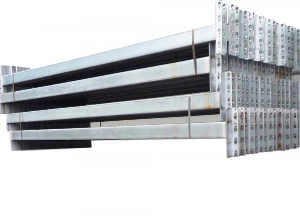 10x Dexion S4 Palettenregal Traversen B3600 H115 Regal Traverse Balken verzinkt