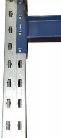 RBW Palettenregal Rahmen Profil Raster Lochmuster