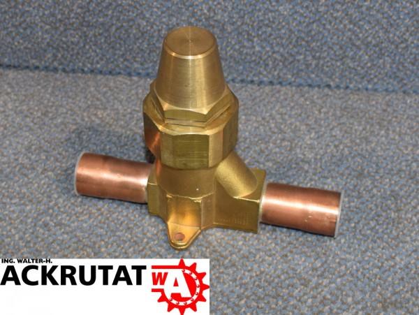 AWA Ventil HDLK22 Anlagenventil FAS Handabsperrventil Sperrventil Messing