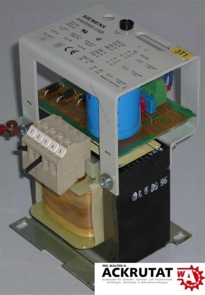 SIEMENS 4AV2000-2AB Transformator Trafo TOP