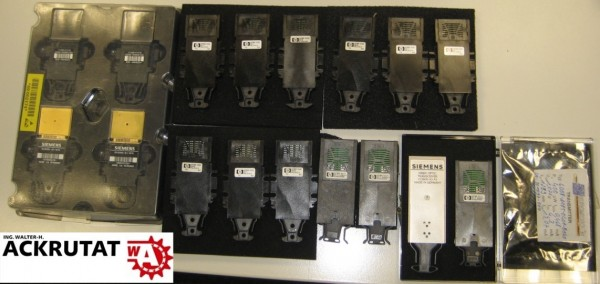 Siemens HP Fiber Optic Transceiver V23806 Escon HFBR 5320 51111 Transmitter