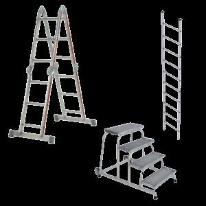 Leitern und Treppen