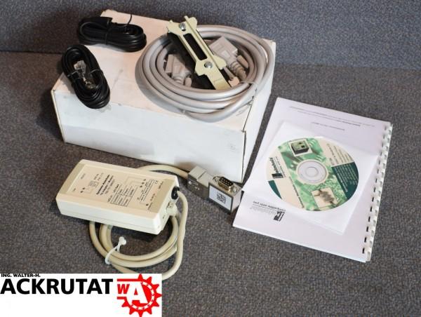 Helmholz Systeme SSW7TS MPI Adapter mit analogem Modem Fernwartung Steuerung