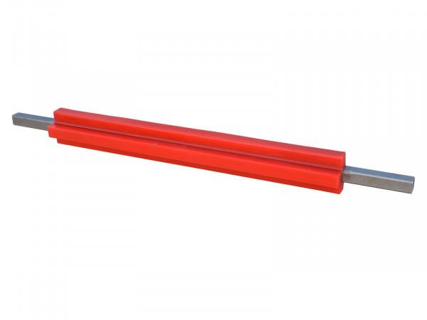 Kreuzwendeabstreifer Förderbandabstreifer 780 mm Abstreifbreite
