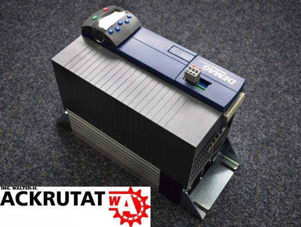 Demag Frequenzumrichter DIC-4-025-E-0000-03 Dedrive Compact STO Umrichter 400 Hz