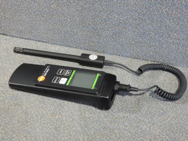 testo 635 Allround Temperaturmessgerät Feuchtemessgerät Funkfühler Messgerät