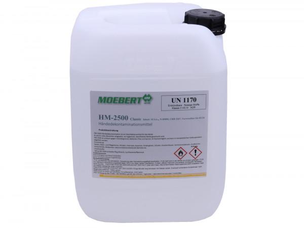 Handdesinfektionsmittel Dekontaminationsmittel Desinfektion 10 Liter Ethanol