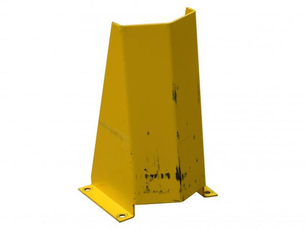 Pfostenschutz U-Form Anfahrschutz Rammschutzecke signalgelb