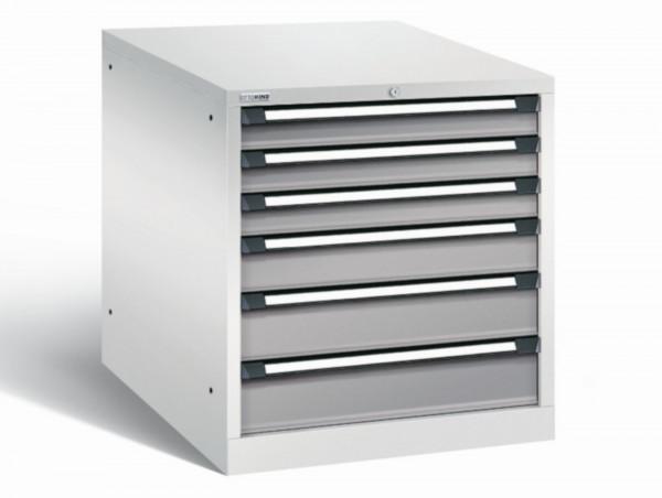 Schubladenschrank Werkzeugschrank Stahlschrank Metallschrank