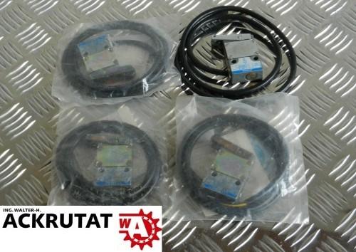4 Stück Festo Elektrik-Grenztaster EL-318 2048 ER-318 2050 Taster Pneumatik