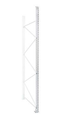 10 x Dexion P90 Palettenregal Stütze Einzelpfosten Höhe 3040 mm