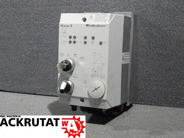 Drehzahlregler Moeller RA-SPV-HE-342-1K1/C3A-060 1,1 kW Drehzahlsteller 400 V