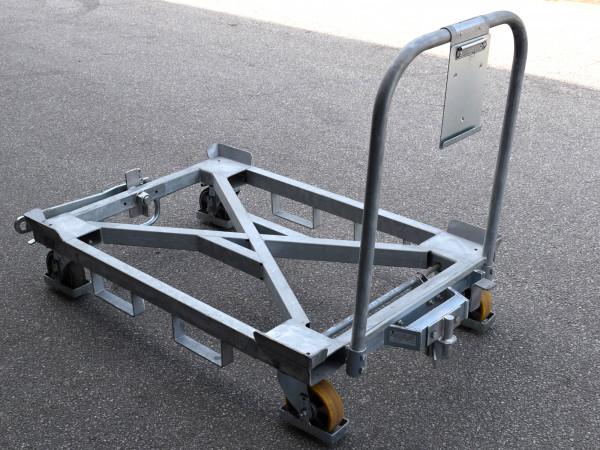 Plattformwagen Regalauszug LKE GmbH