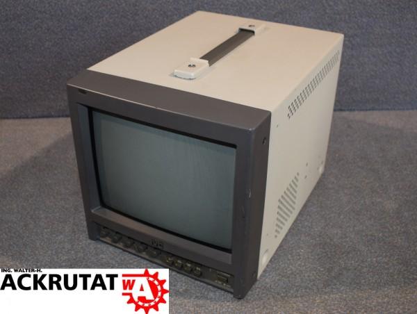 "JVC 10"" Farb Video Monitor Vorschaumonitor Studiomonitor Videobearbeitung TV"