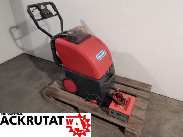 Cleanfix RA 410 B Kehrmaschine Scheuersaugmaschine Reinigungsmaschine 24 V