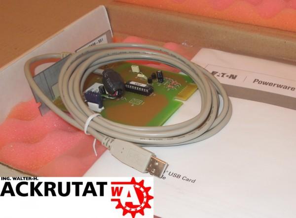 Eaton X-Slot USB Module 05146508-5501 USV Erweiterung USB-Karte für Powerware