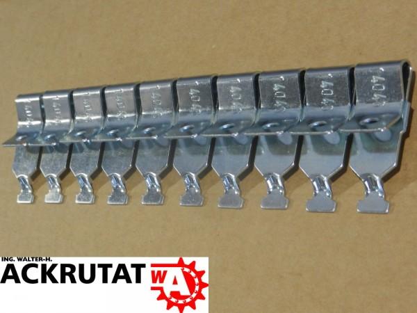 Gühring 653 HSS Spiralbohrer Bohrer D 2,7 mm Metallbohrer TIN beschichtet C52